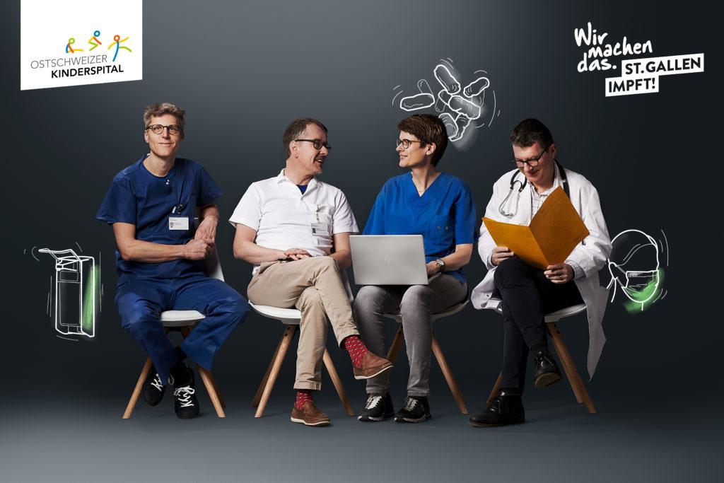 Partner: Ostschweizer Kinderspital