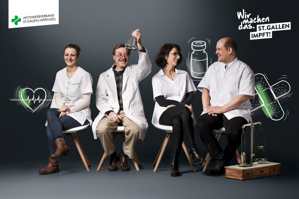 Partner: Apothekerverband St. Gallen / Appenzell
